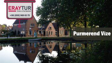 Hollanda Purmerend Vize Başvurusu