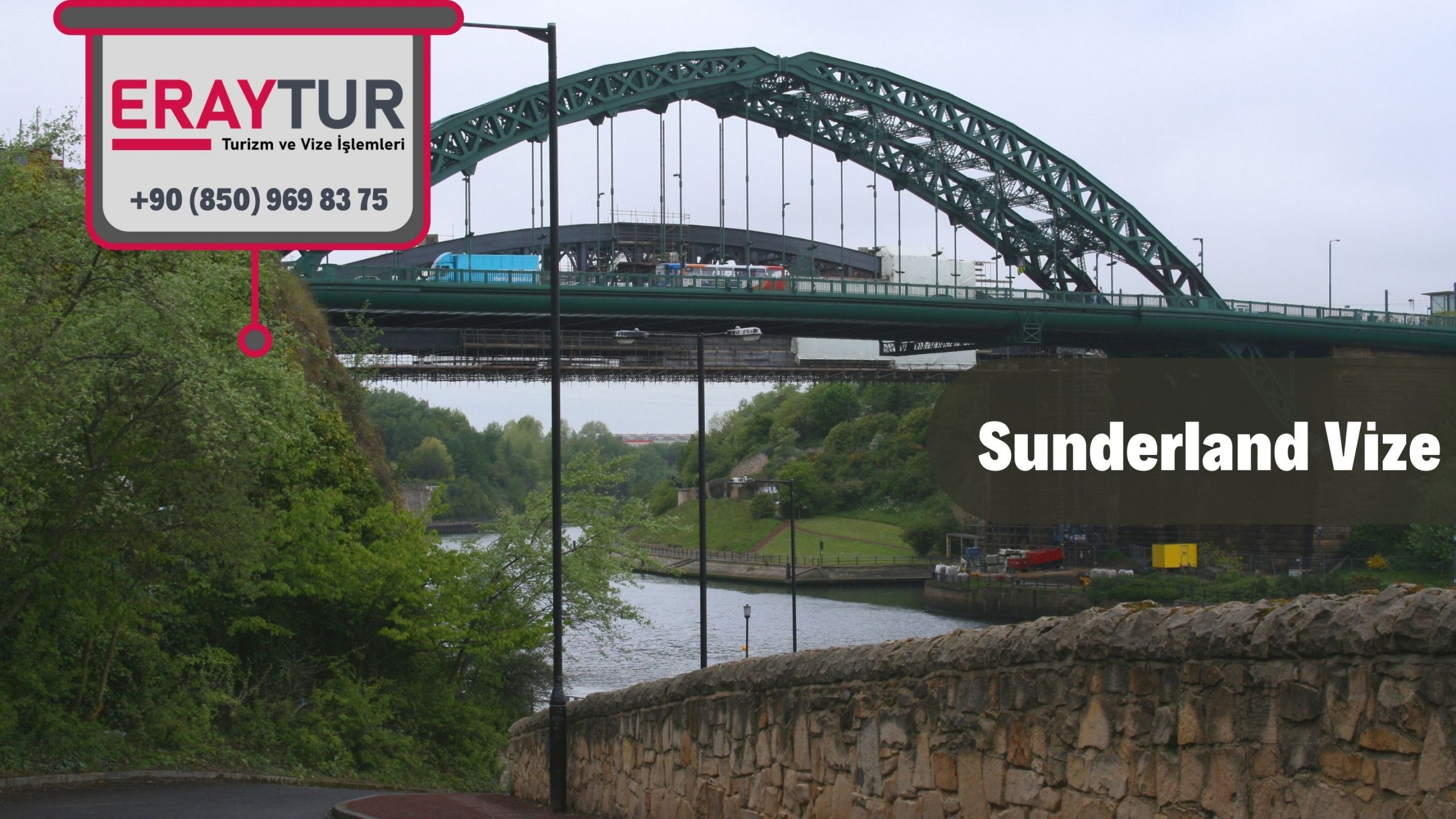 İngiltere Sunderland Vize Başvurusuİngiltere Sunderland Vize Başvurusu