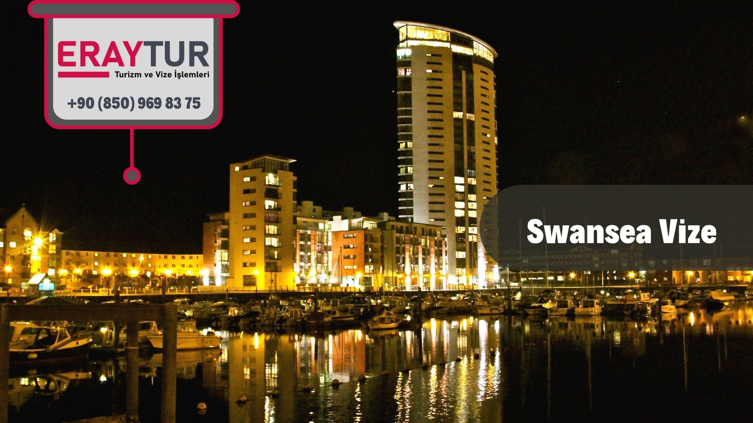 İngiltere Swansea Vize Başvurusu