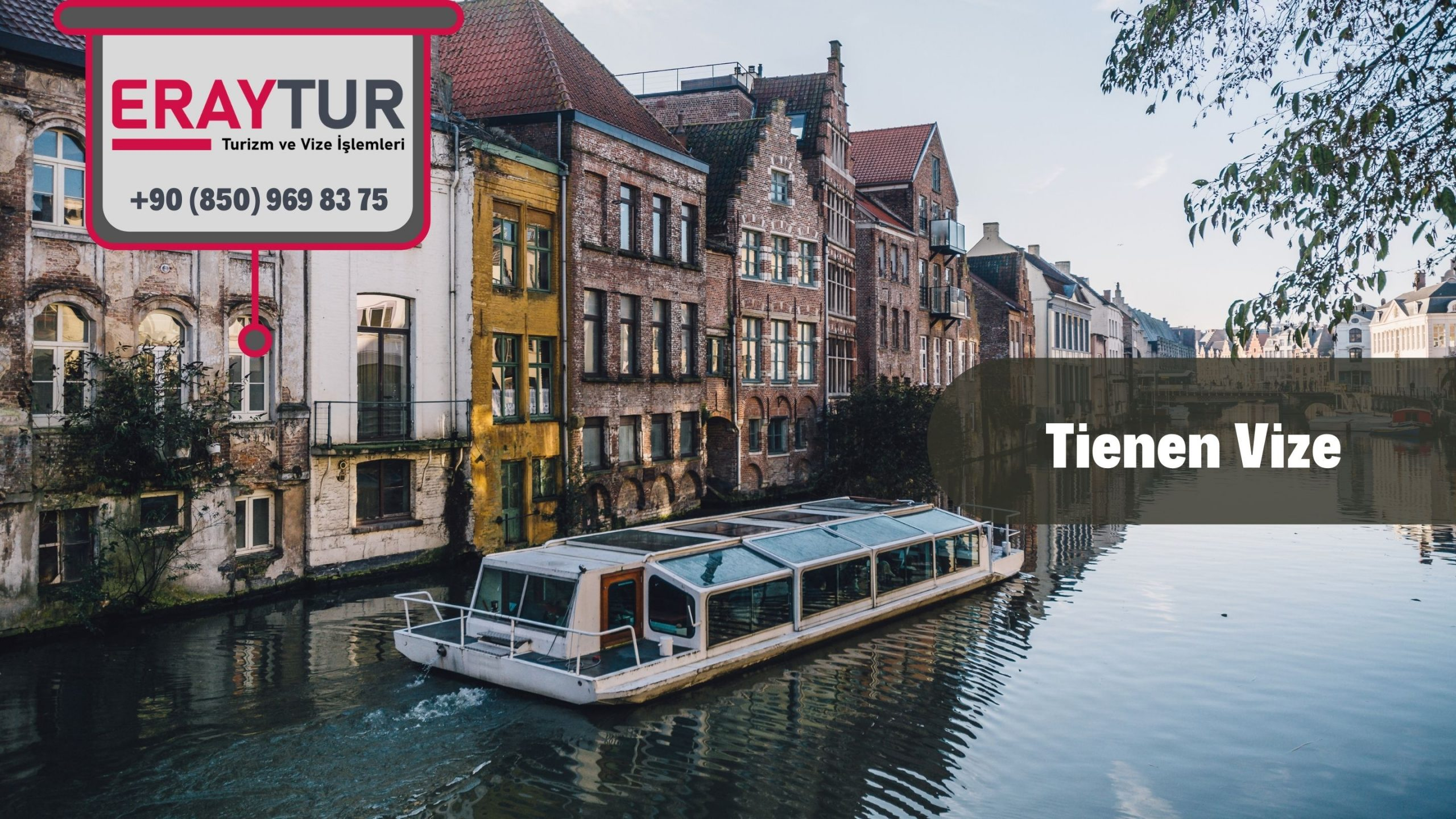 Belçika Tienen Vize Başvurusu