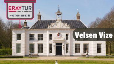 Hollanda Velsen Vize Başvurusu