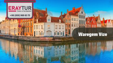 Belçika Waregem Vize Başvurusu