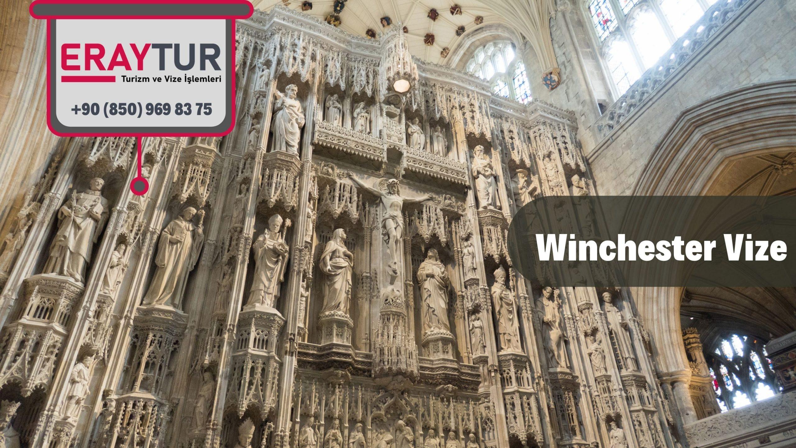 İngiltere Winchester Vize Başvurusu