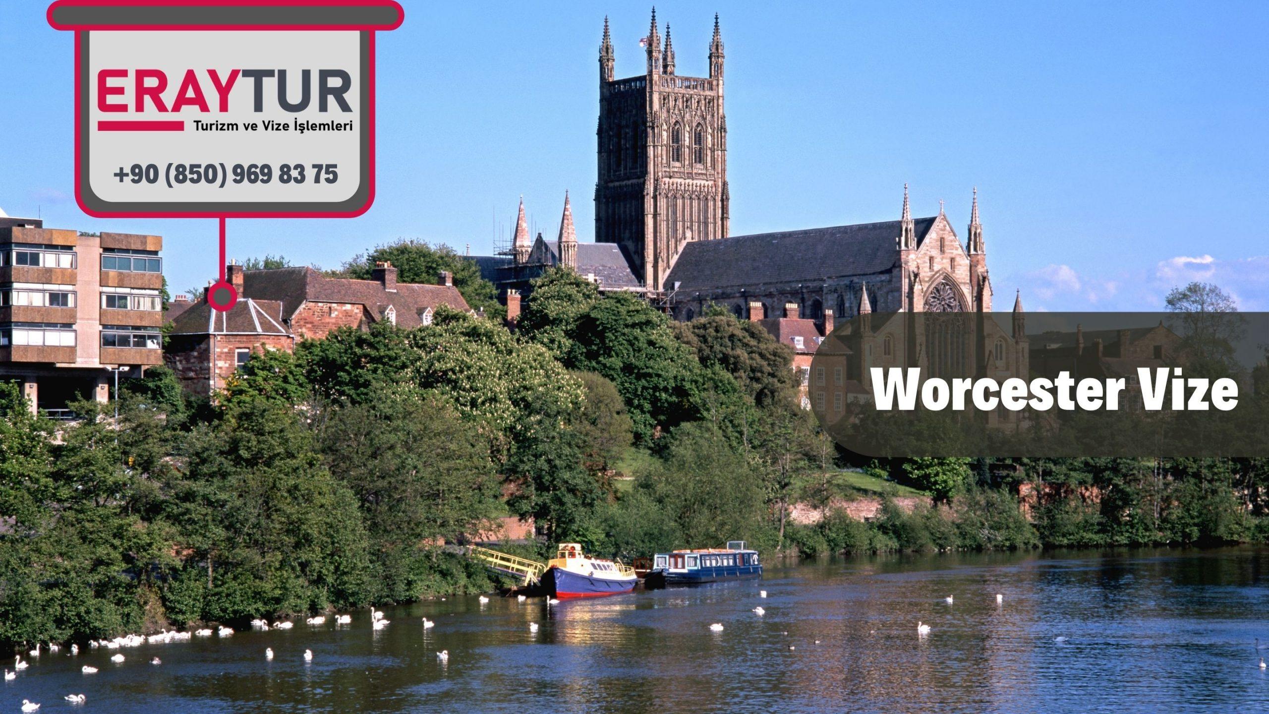 İngiltere Worcester Vize Başvurusu