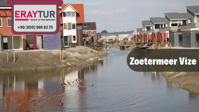 Hollanda Zoetermeer Vize Başvurusu