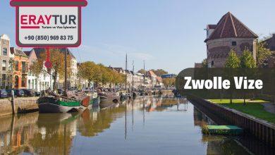 Hollanda Zwolle Vize Başvurusu