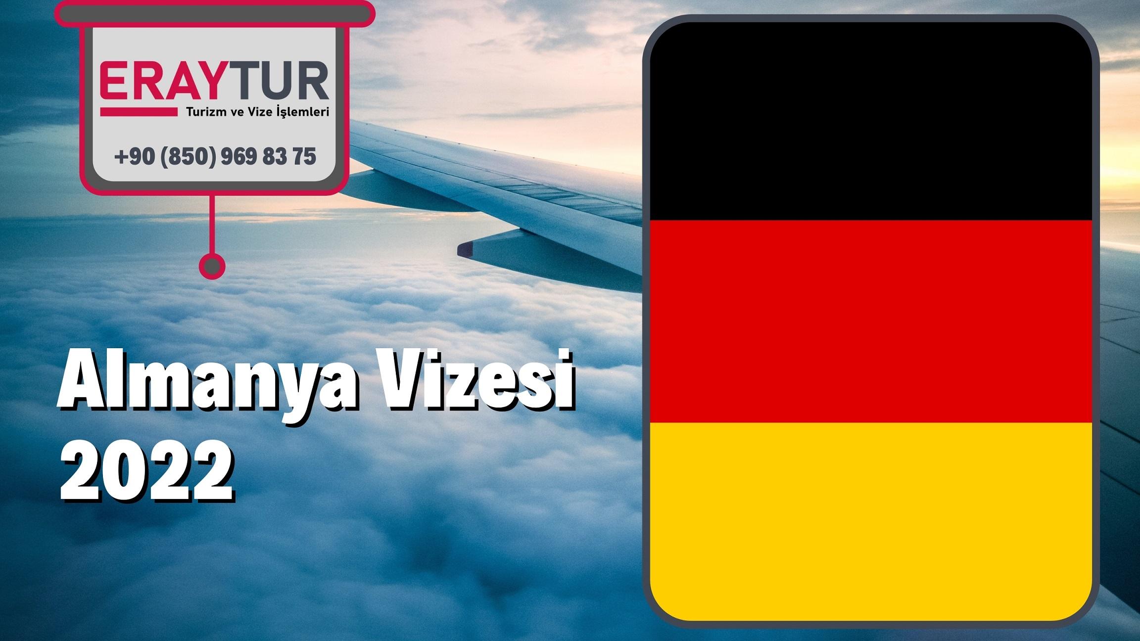 Almanya Vizesi 2022