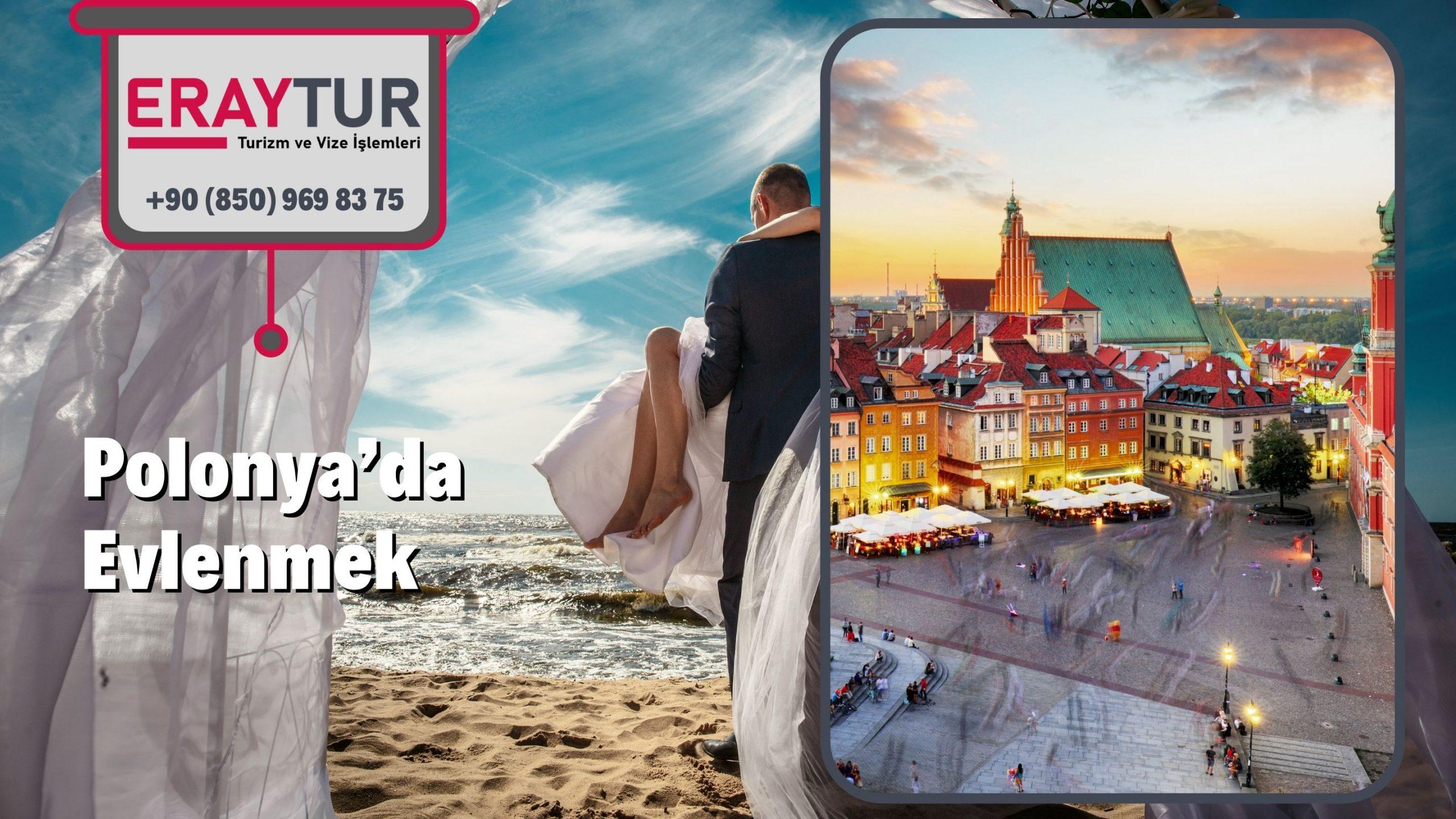 Polonya'da Evlenmek
