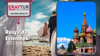 Rusya'da Evlenmek