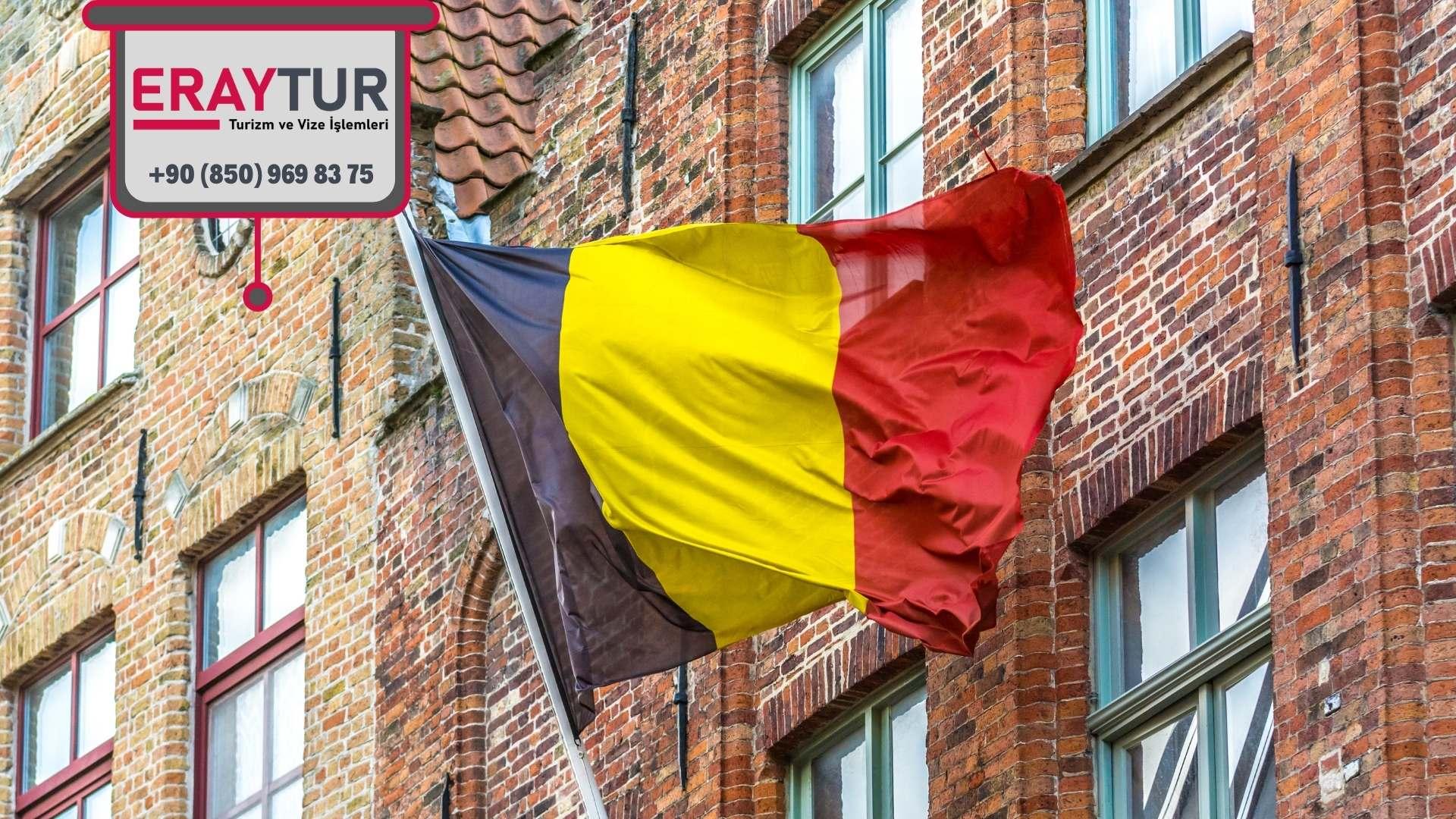 Belçika Bayrağı