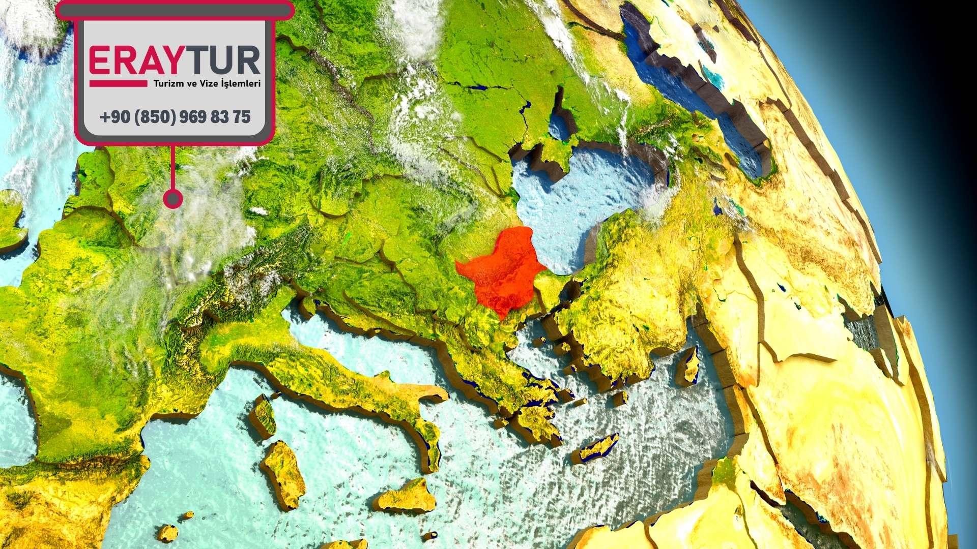 Bulgaristan Nüfusu